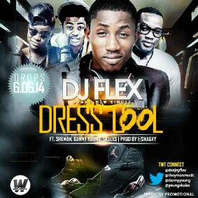 DJ Flex - Dress Cool ft. Skales, Sheyman & Danny Young